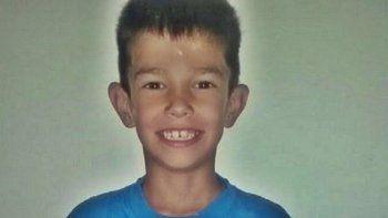 Jairo Rodrigo De Mora tenía siete años y fue hallado en una cámara de hielo por su madre. Foto: gentileza.
