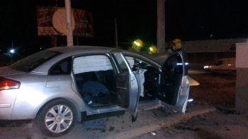 Un policía borracho protagonizó violento accidente: hay un muerto