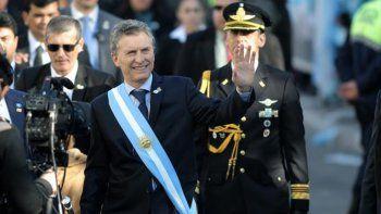 Macri no va al acto del Día de la Bandera por seguridad