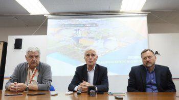 La plana mayor de Nucleoeléctrica explicó pormenores del negocio en Atucha.