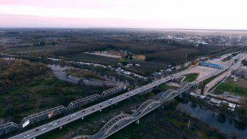 Así se ven los puentes carreteros desde el aire