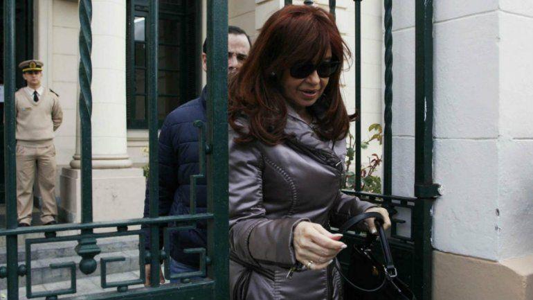 Bonadio volverá a pedir el desafuero de Cristina Fernández