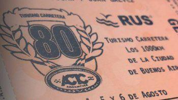 LMC te regala entradas para los 1000 km del TC en Buenos Aires