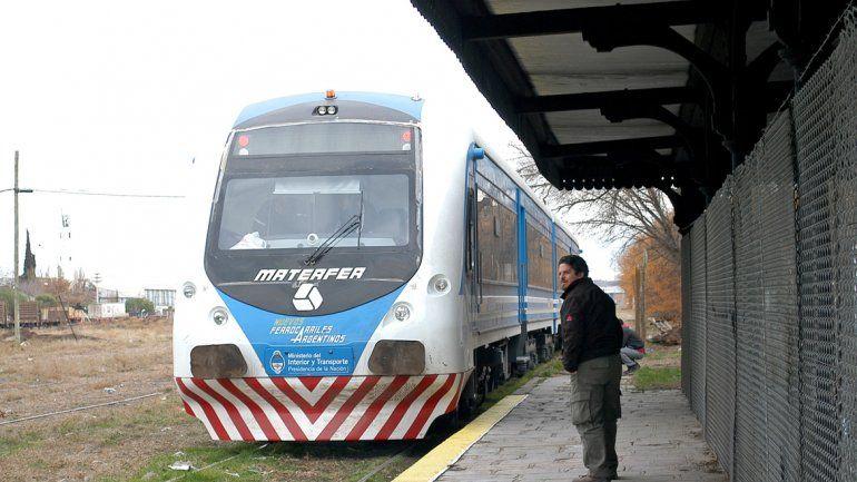 El Tren del Valle.