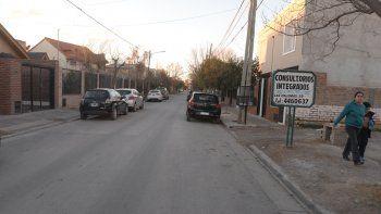 La Policía recuperó, en toma Almafuerte, el Renault Fluence de la mujer que intentaron secuestrar en Las Palomas.