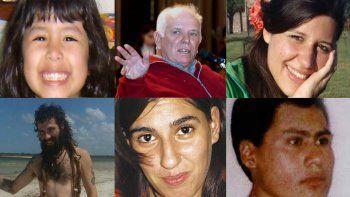 a 15 dias sin santiago ¿cuantos son los desaparecidos en democracia?