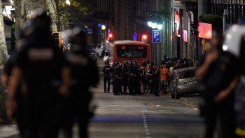 Hay dos argentinos heridos en el ataque terrorista de Barcelona