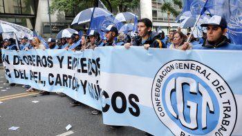 arranca el  #parogeneral de 36 horas contra las politicas de macri