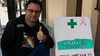 Prisión para un médico referente del cannabis medicinal