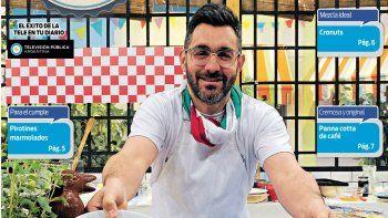 Prepará un clásico de los domingos con Cocineros Argentinos