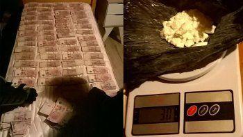 Desbarataron un búnker narco y hallaron más de 100 dosis de droga