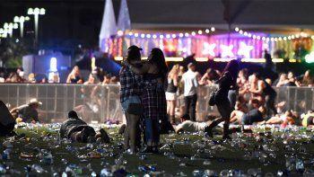 Al menos 50 muertos y más de 100 heridos en un tiroteo en Las Vegas