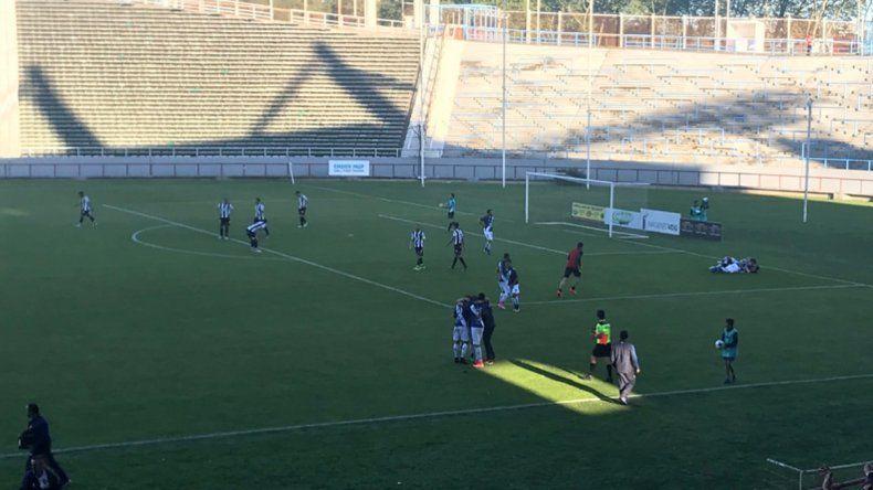 Alvarado se lo dio vuelta a Cipo: perdió 2 a 1 en Mar del Plata