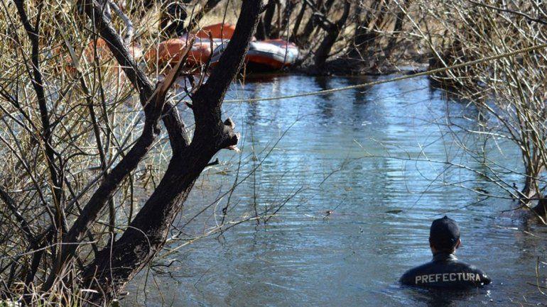 Caso Maldonado: hallaron un cuerpo en el río Chubut