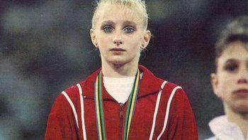 Tatiana Gutsu denunció que Vitaly Scherbo la violó en 1991.