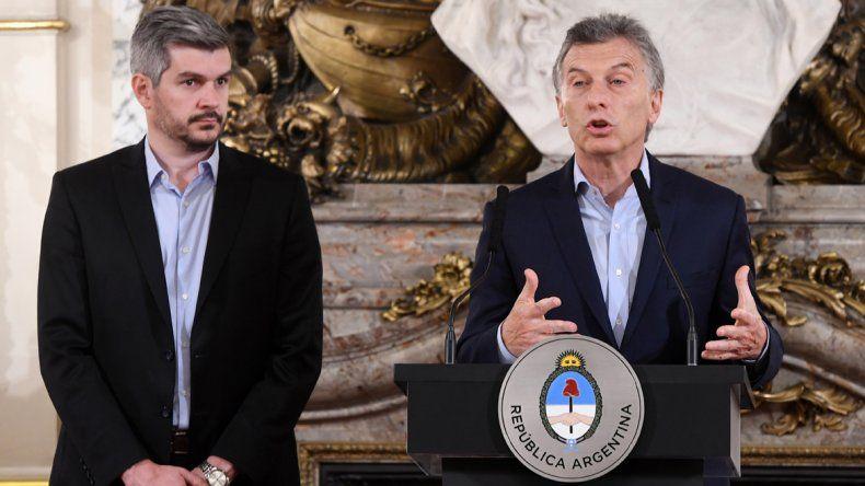 Seguí en vivo la conferencia de Macri
