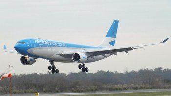 Aerolíneas canceló cuatro vuelos por conflicto gremial