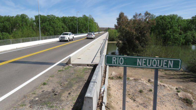 El tercer puente entre Cipolletti y Neuquén se llamará Pedro Salvatori