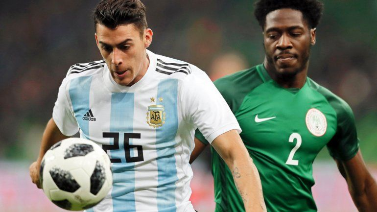 Argentina ganaba pero se durmió y cayó ante Nigeria