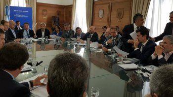Marcos Peña: Se logró un acuerdo importante e histórico