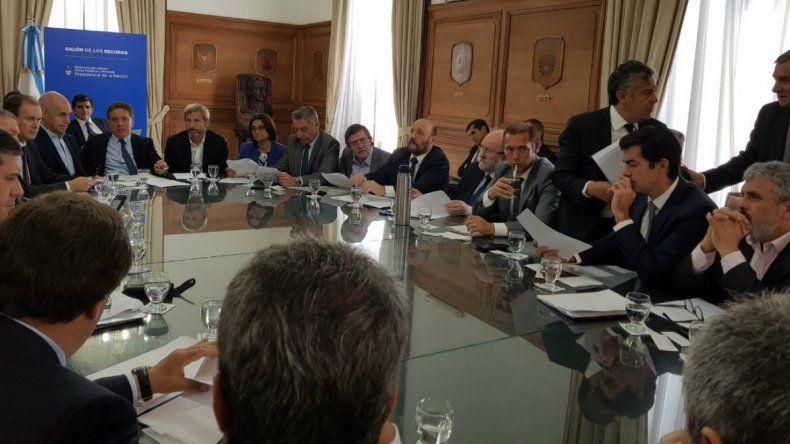 Peña: Se logró un acuerdo importante e histórico