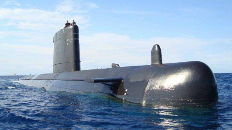 Intensa búsqueda de un submarino desaparecido en el golfo San Jorge