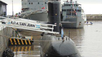 El submarino tiene autonomía para 15 días más en estas condiciones.