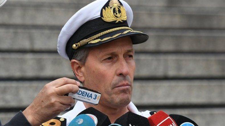 Aseguran que el submarino desaparecido no tendría problemas de víveres ni oxígeno copy copy