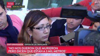 Itatí: Nos mintieron