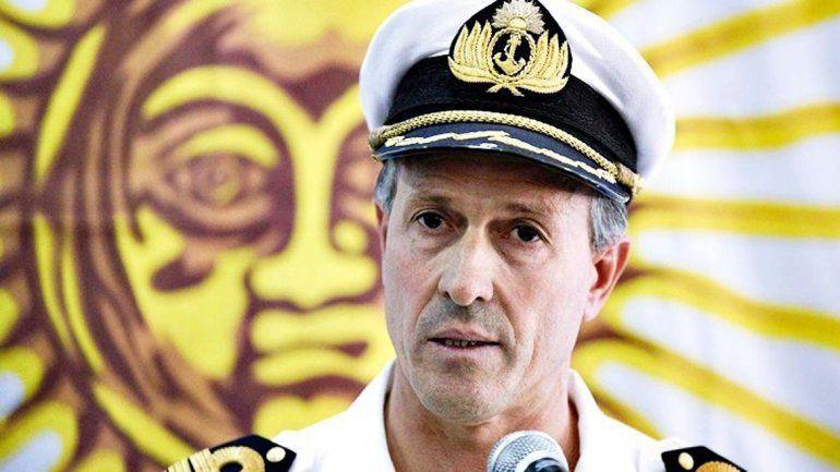 La Armada dijo que no hay novedades de los contactos