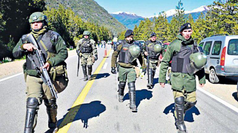 Prefectura dio detalles del operativo donde murió un mapuche