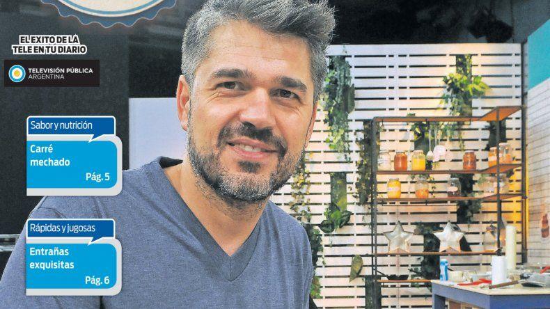 Animate a romper los moldes con Cocineros Argentinos