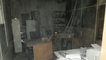 Se prendieron fuego los servidores y no hay inscripción online