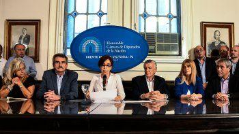 CFK: Es una causa inventada con hechos que no existen