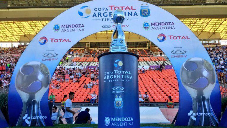 Confirmaron qué día jugará Cipo por la Copa Argentina