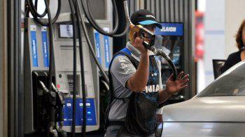 ¿Esta semana aumentan de nuevo los combustibles?