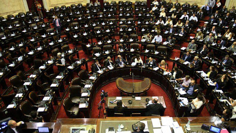 El recinto de Diputados de la Nación será hoy escenario de una sesión caldeada por la reforma previsional.
