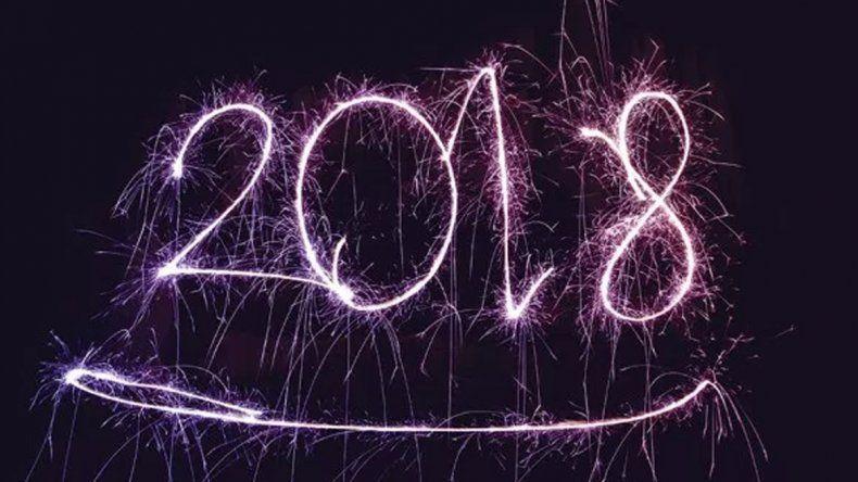 ¡Feliz año nuevo! Te desea la redacción de LM Neuquén