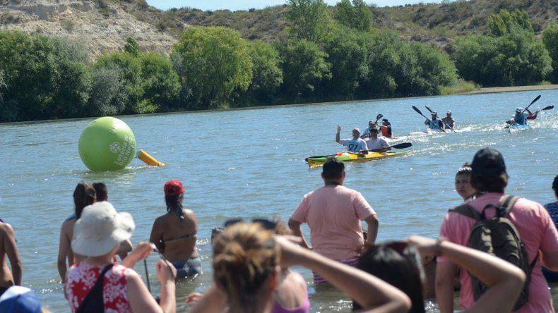 Confirman un doping positivo en la regata del río Negro