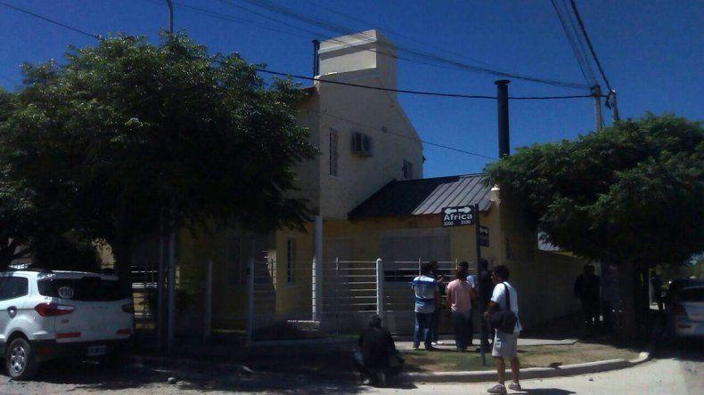 Investigan un robo en una casa de Rincón de Emilio y la desaparición de una chica de 15