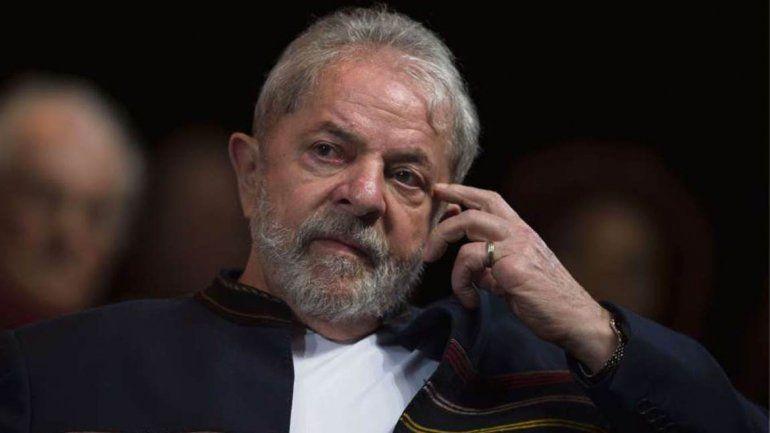 El Supremo rechaza recurso de Lula y lo deja a puertas de prisión