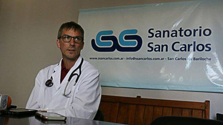 Está grave la abuela chilena que sobrevivió al vuelco en el Paso Samoré