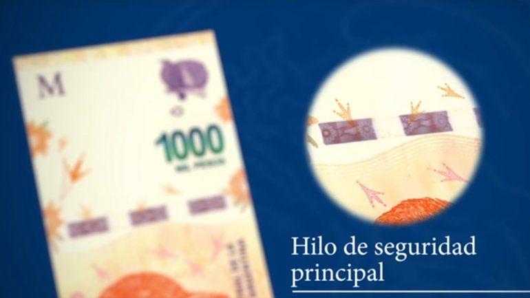 Detectan en la región billetes falsos de mil pesos: ¿Cómo evitar que nos estafen?