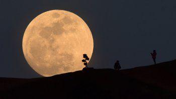 Mirá en vivo la Luna de Sangre