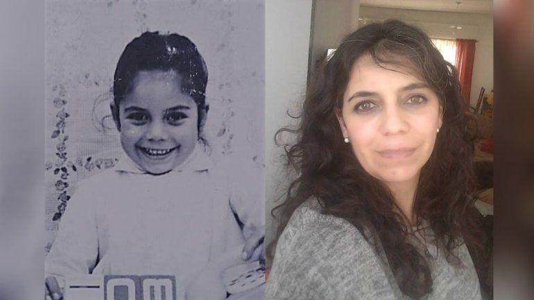 Nació en Cutral Co hace 47 años y busca a su mamá biológica