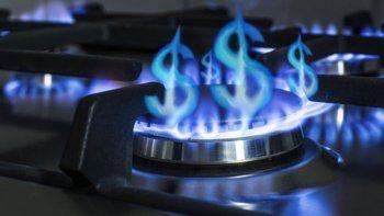 Nación dispuso que el aumento de gas se podrá pagar en cuotas