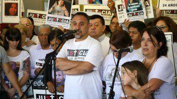 Familiares exigieron cárcel común para los corruptos