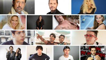 Conocé a los 20 personajes más influyentes de Argentina