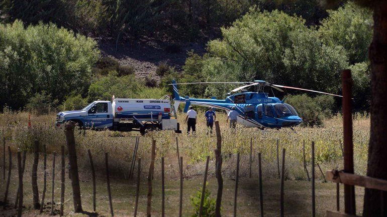 El doble femicida de Las Ovejas primero mató a la nena para hacer sufrir a su ex pareja