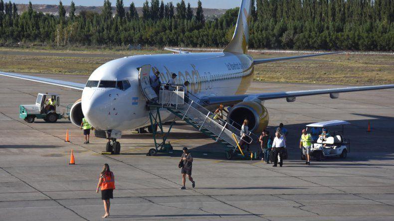 Flybondi: la libertad de volar no aplicaría para Neuquén